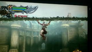 God of War 2 segunda urna gorgona