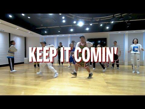 Keep It Comin' - C+C Music Factory / RAM choreography