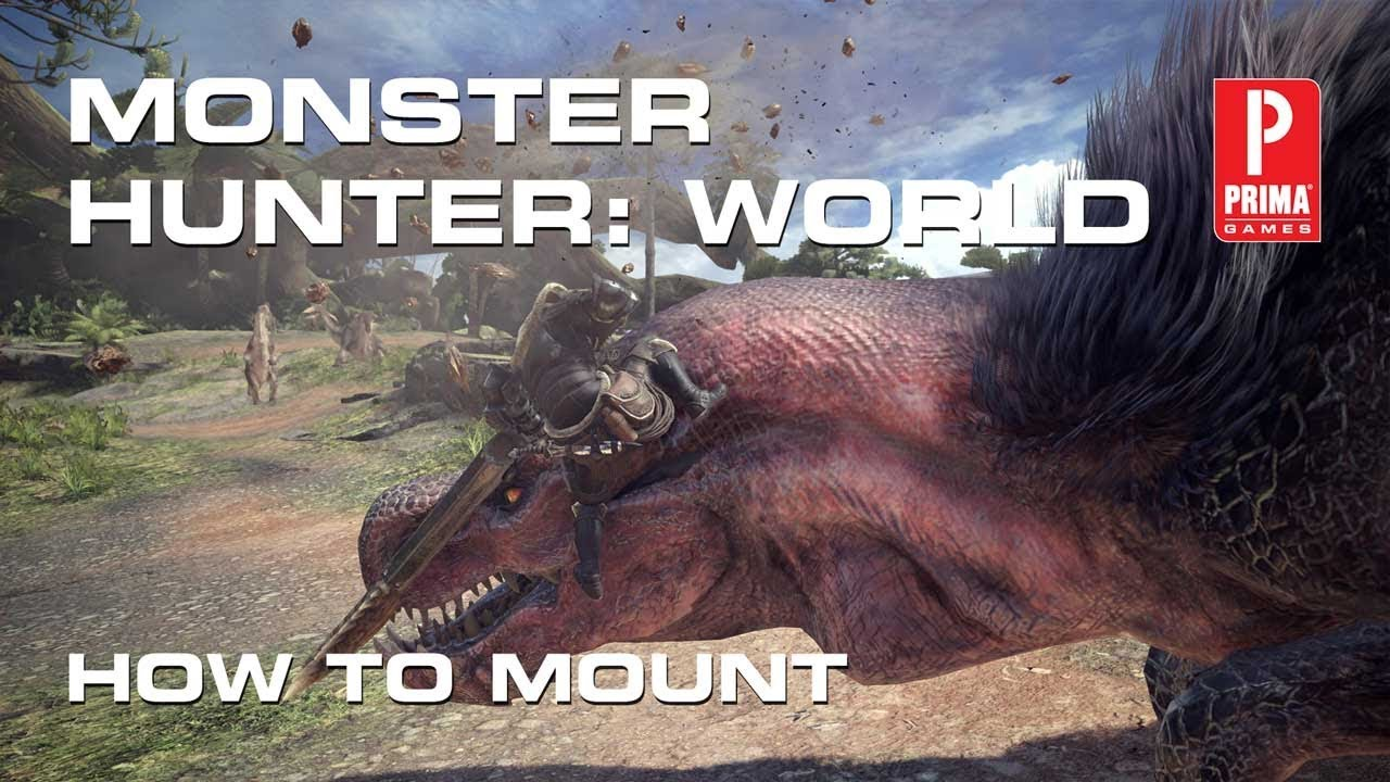 Monster Hunter: World - How to Play with Friends | Tips | Prima Games