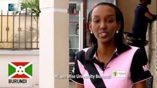 Miss University Africa Burundi