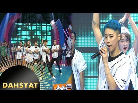 Dahsyat! Asli Korea!! Sachoom Dance Musical [Dahsyat] [23 Nov 2016]
