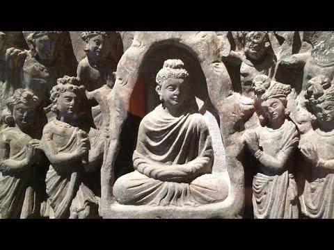 Buddha's Past Lives – Dipankara and Shakyamuni (Ancient Art Podcast 67)