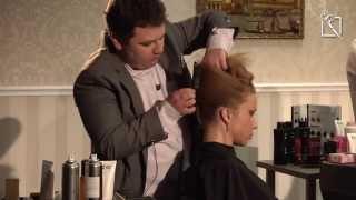 видео Вечерняя прическа и макияж от ведущих стилистов, фото обзор