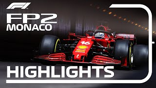 FP2 Highlights | 2021 Monaco Grand Prix