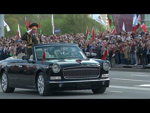9 мая 2020 года в Минске состоялся парад в честь 75-летия Победы