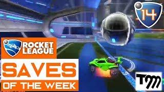 Rocket League - TOP 10 SAVES OF THE WEEK #14