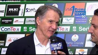 Attilio Tesser-Post Avellino-Cremonese- 0-0-27 Gennaio 2018