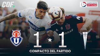 U. De Chile 1 - 1 U. Católica | Campeonato AFP PlanVital 2019 Segunda Fase | Fecha 5 | CDF