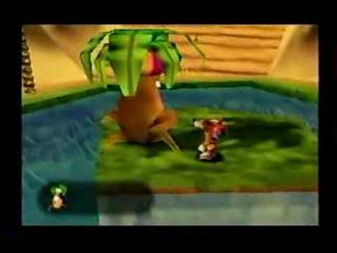 Repeat Banjo-Kazooie Walkthrough: Clanker's Cavern Part I by