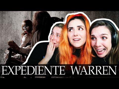 COMENTANDO EXPEDIENTE WARREN | Andrea Compton ft Inés y Julia