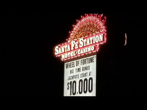 Everyday Vegas; Vegas Vlog:  Santa Fe Station Casino