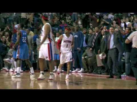 Allen Iverson's Game-Winner over Russell Westbrook