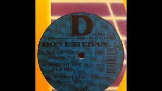 Don Esteban - Steppin