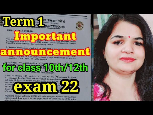Important Announcement    Class 10th/ 12th    latest circular    #shorts