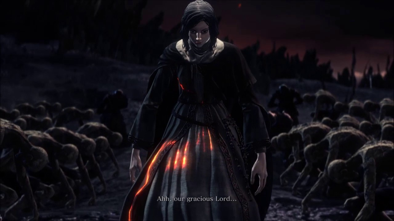 Quotes About Dark Souls: Dark Souls 3 Ending With Vendrick Quotes