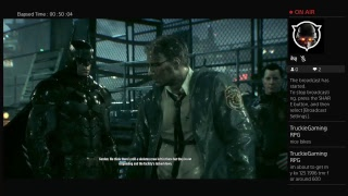 Batman arkham knight part 1