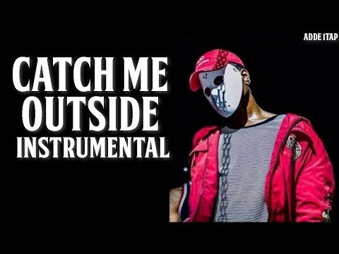Ski Mask The Slump God - Catch Me Outside (INSTRUMENTAL)