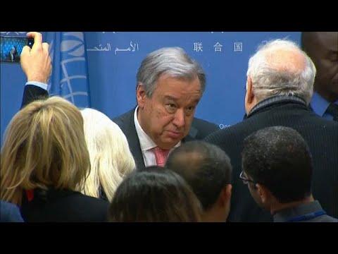 تحرش واغتصاب في أركان الأمم المتحدة