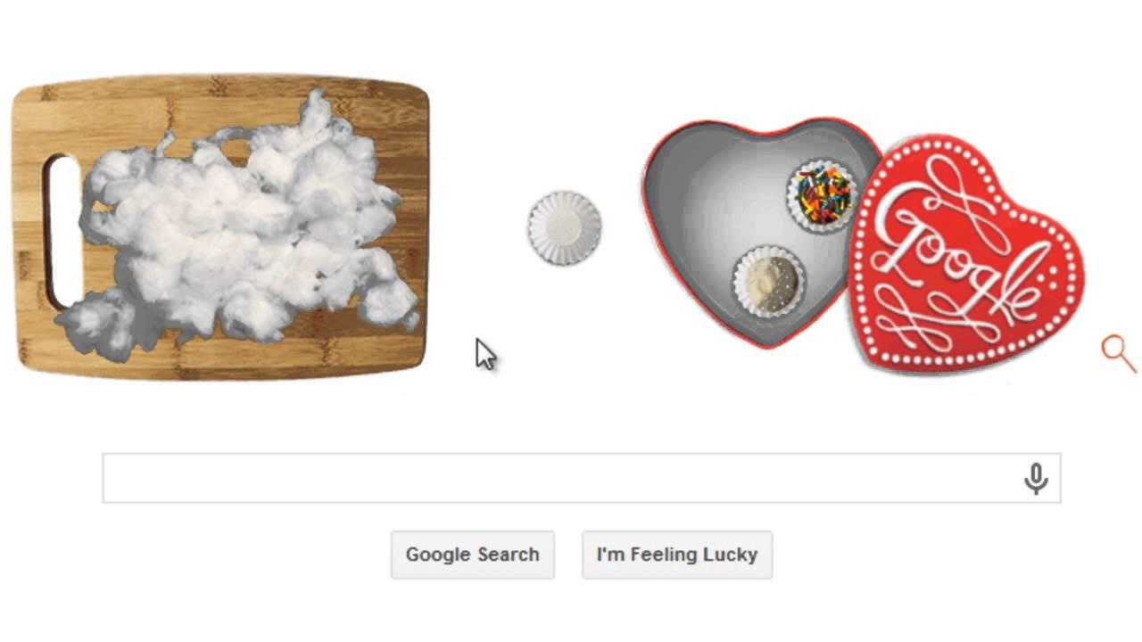 Valentine S Day 2014 Google Logo Doodle Youtube