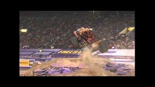 Captain's Curse Freestyle   Monster Jam World Finals XV