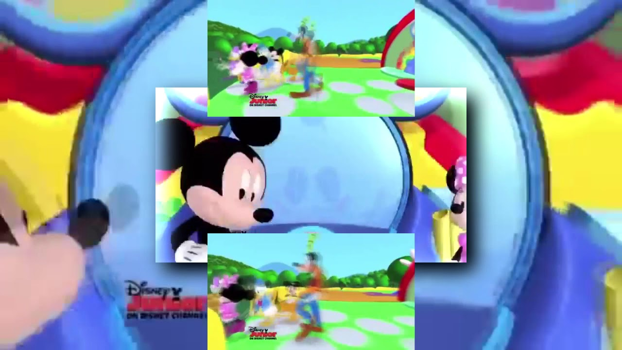 Mickey mouse rule 34