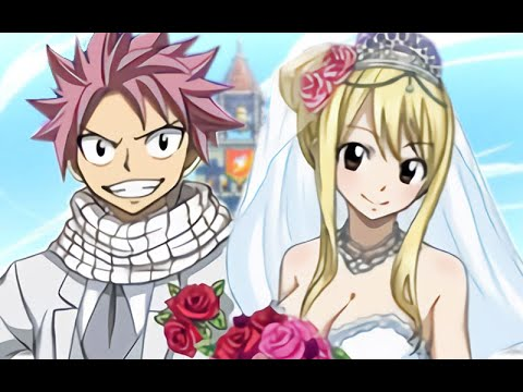 Fairy Tail Creator Confirms Natsu And Lucy Wedding - YouTube