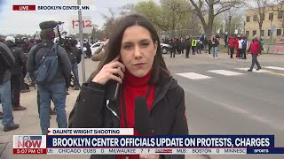 Brooklyn Center protests: Law enforcement ramped up, curfew in place for night 4 of protests