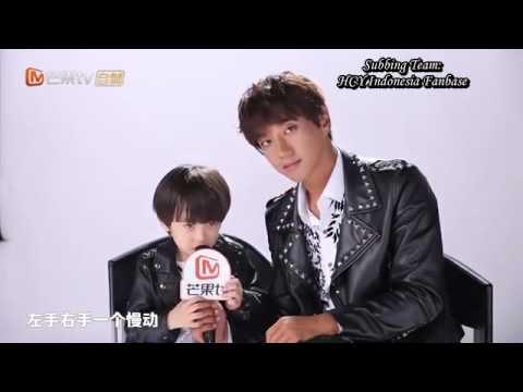 Eng sub Hwang Chiyeul and Yihang Head Village Interview