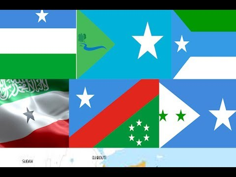 5ta Maamul Gobaleed ee ugu Horuumarsan Soomaalia! Top 5 Somalia State