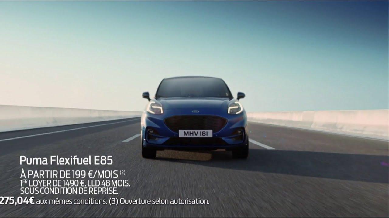 """Musique de la pub Ford Puma Flexifuel E85 – portes ouvertes """"bring on tomorrow""""  Juin 2021"""