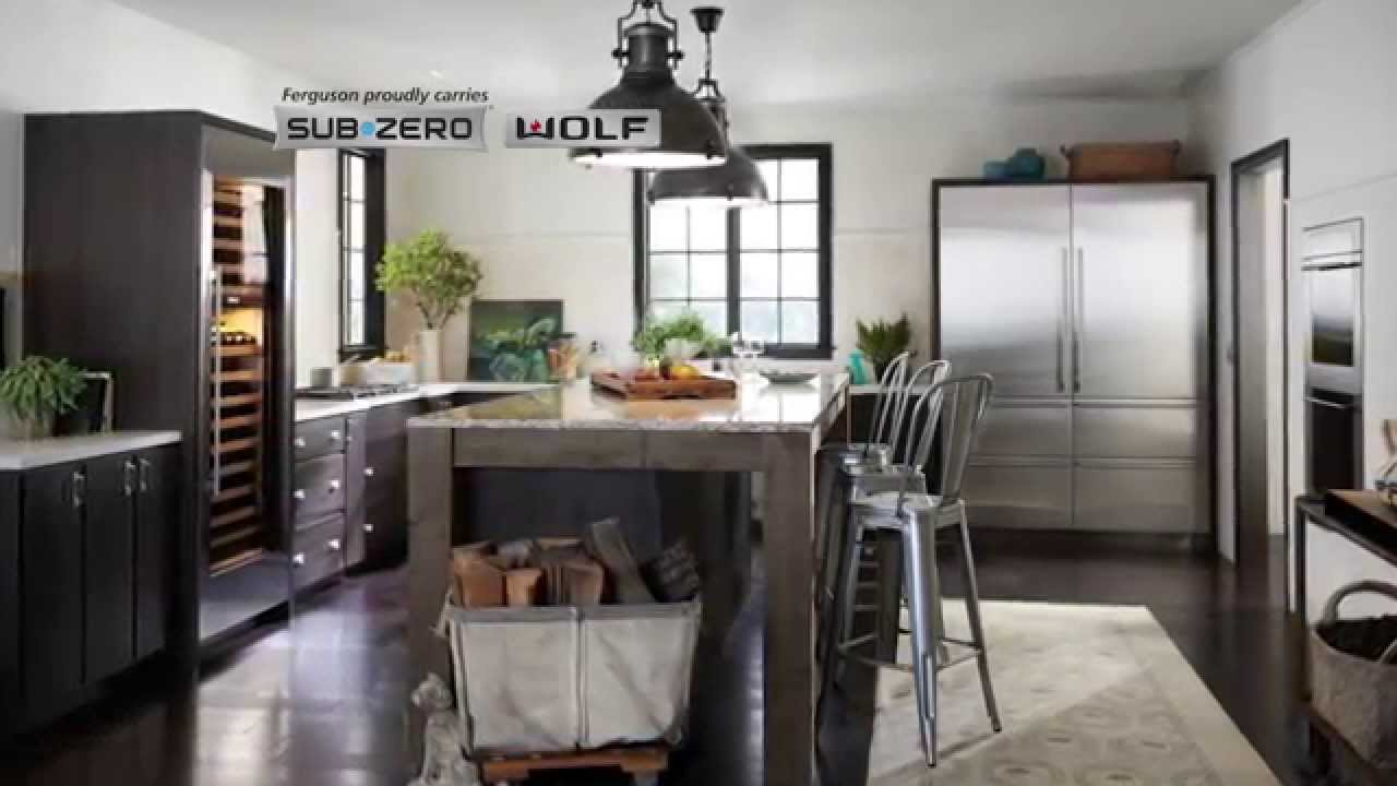 Ferguson Bath, Kitchen & Lighting Gallery - YouTube