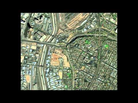 Contoh Foto Citra Satelit Contoh Peta Citra Satelit