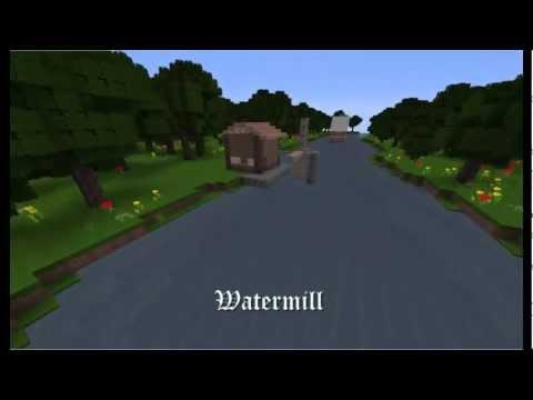 The Camelot Kingdom - Minecraft [HD]