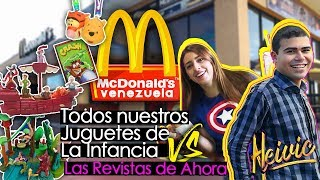 McDonalds en Venezuela - Antes y Después | Heivic