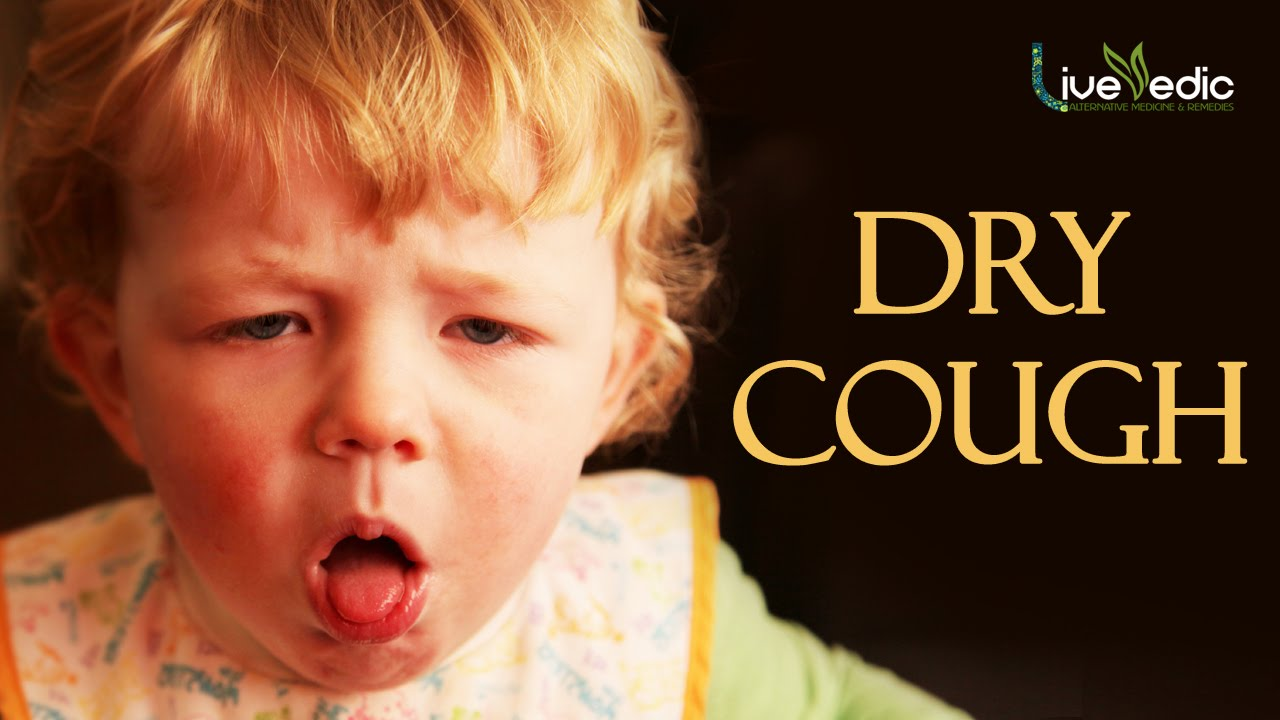How to help a child with coughing