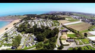 Camping des Chevrets à Saint Coulomb (35) près de Saint-Malo