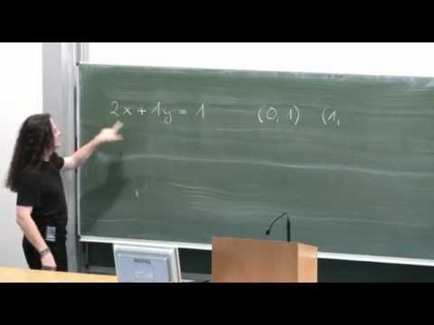 Extended Euclidean Algorithm (in C++) from YouTube · Duration:  11 minutes 34 seconds