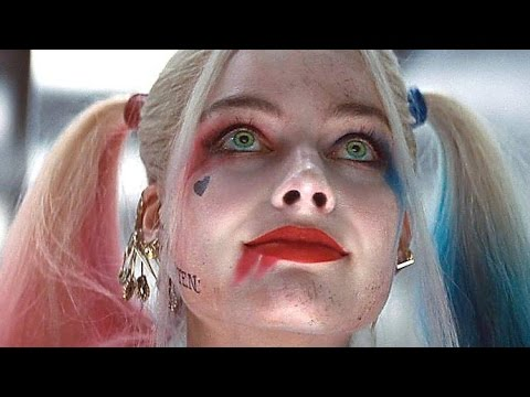 Harley Quinn - I'm gonna show you crazy - (bebe rexha)