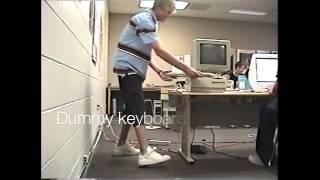 Teacher goes INSANE! Hilarious High School Senior Prank (Raw footage)