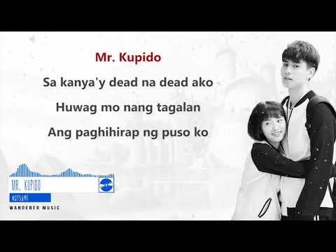 Natsumi - Mr. Kupido (A Love So Beautiful OST) Lyrics