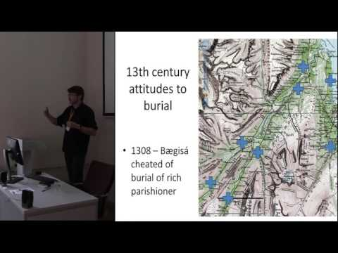 Communities of death in medieval Iceland