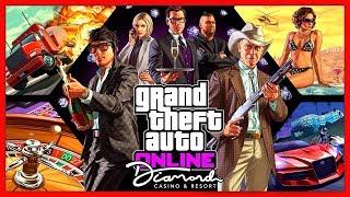Трейлер Обновления «Казино & Отель Diamond» / GTA Online