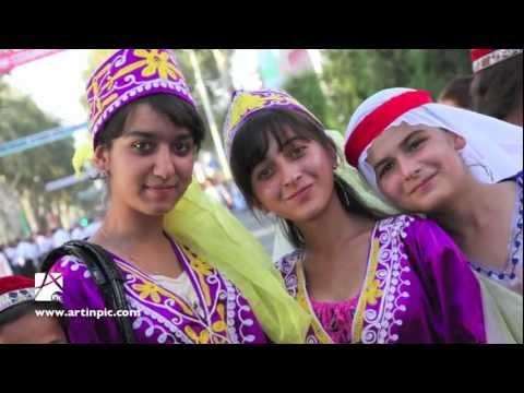 The jubilee of Tajikistan's independence