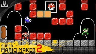 [LIVE ]Super Mario Maker 2 | New Ninji Speedrun, Kaizo Race, VS