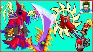 Игровой Мультфильм для детей про БОИ и СРАЖЕНИЯ Tower Conquest от Фаника 36