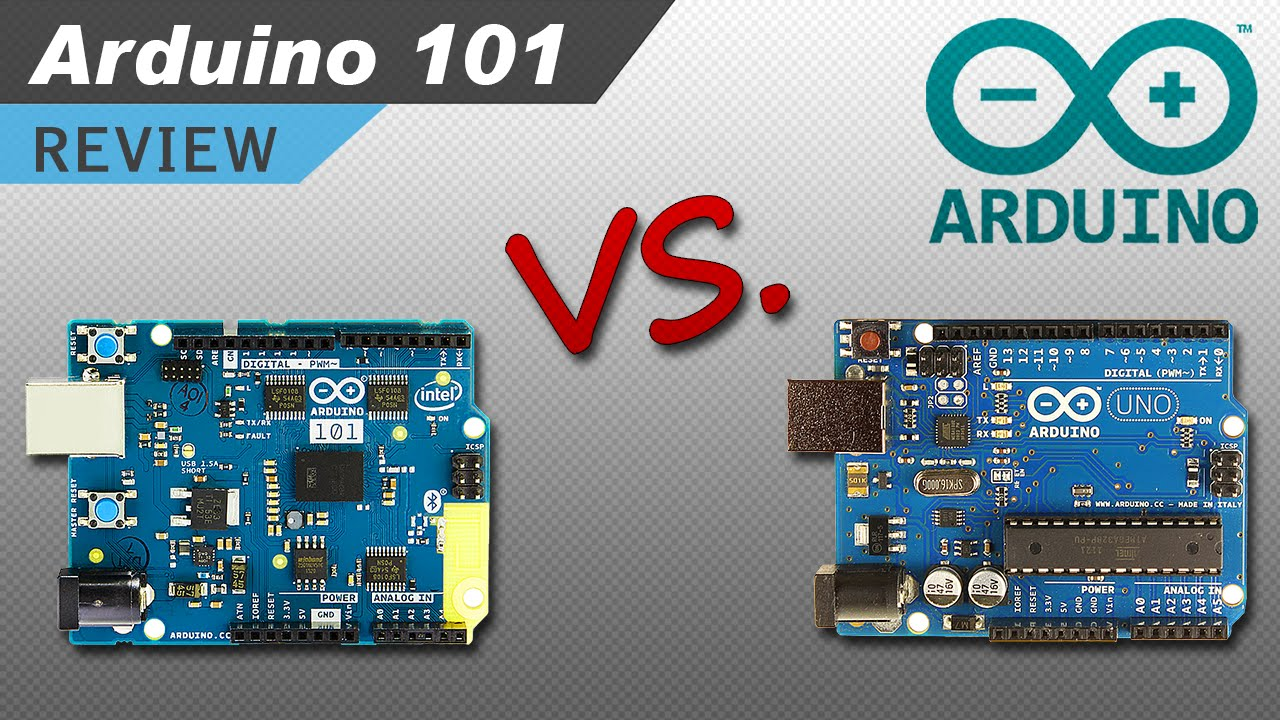 the new arduino 101 genuino 101 unboxing set up and. Black Bedroom Furniture Sets. Home Design Ideas