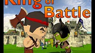 King of Battle Idle Castle Adventure Game version.  0.0.7h Gameplay (Kongregate)