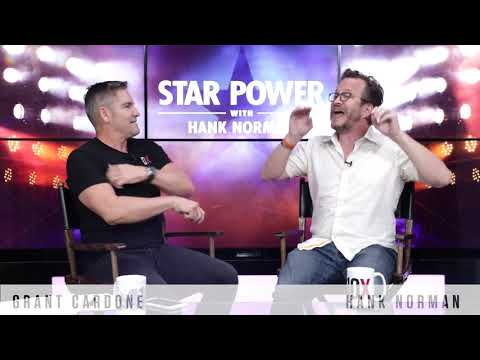 How to Become a Celebrity Star - Grant Cardone & Hank Norman