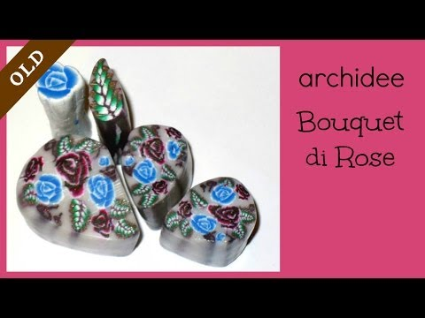 tutorial- -polymer-clay- -murrina-bouquet-di-rose- -look-edited-video-link-in-the-info-box