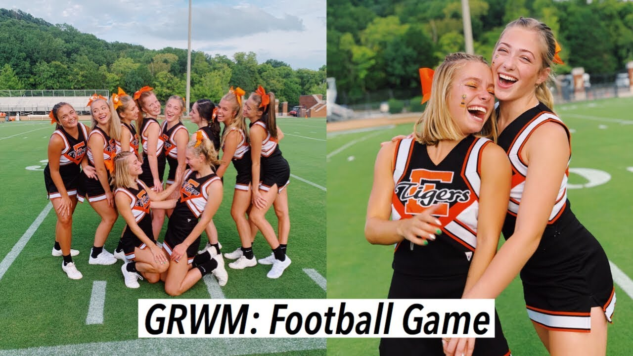 Grwm Football Game Cheer Edition Youtube Effect, type, range, area, units, and level. grwm football game cheer edition